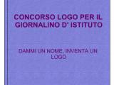 CONCORSO LOGO COPERTINA